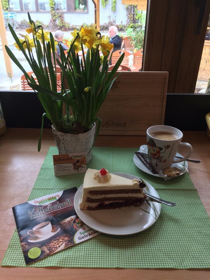 Kaffeestadl Kuchen